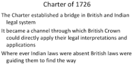 Evolution of the Indian Legal System CLAT Notes | EduRev