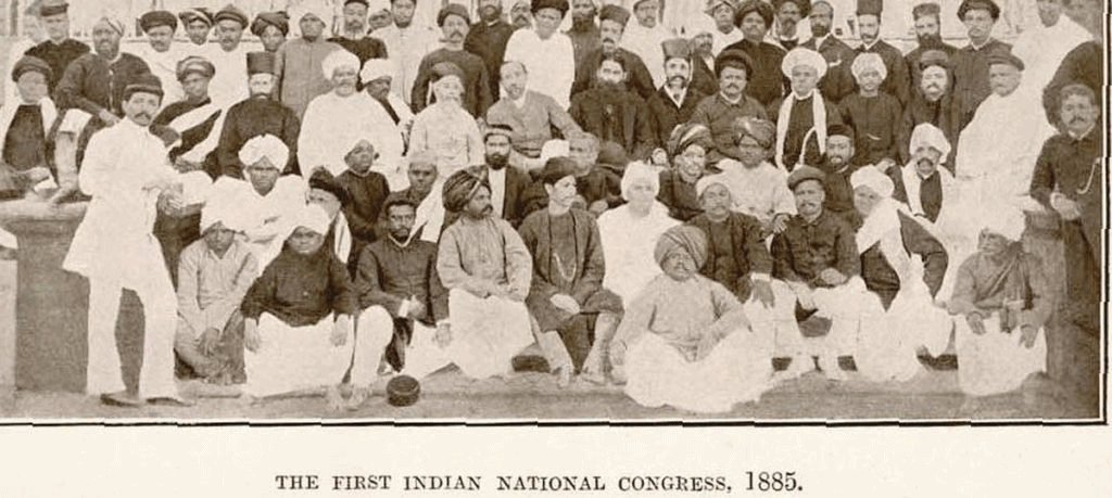 Important National Activities from 1885 to 1947 CLAT Notes | EduRev