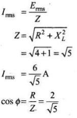NCERT Exemplar - Alternating Current Notes | EduRev