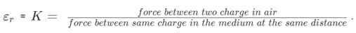 Doc: Vector Form of Coulomb`s Law and Forces Between Multiple Charges Class 12 Notes   EduRev