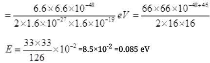 NCERT Exemplar: Dual Nature of Radiation and Matter Notes   EduRev