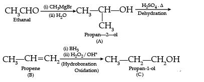 Chemistry: CBSE Sample Question Paper (2020-21) - 1 Notes | EduRev