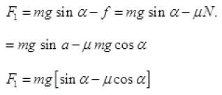NCERT Exemplar (Part - 2) - Laws of Motion Notes | EduRev