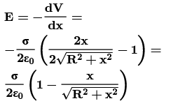 Electric Potential of Uniformly Charged Ring, Rod, and Disc Class 12 Notes | EduRev