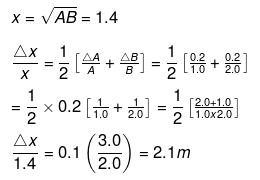 NCERT Exemplar (Part - 1) - Units and Measurements Notes | EduRev