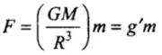 NCERT Exemplar (Part - 1) - Gravitation Notes | EduRev