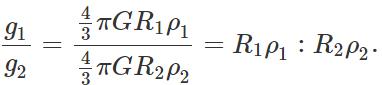 Short & Long Answer Question (Part-1) - Gravitation Class 11 Notes   EduRev