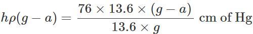Short & Long Answer Question: Mechanical Properties of Fluids- 1 Notes | EduRev
