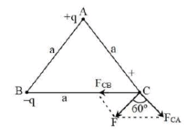 Doc: Vector Form of Coulomb`s Law and Forces Between Multiple Charges Class 12 Notes | EduRev