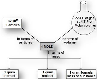 Mole Concept JEE Notes | EduRev