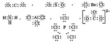 Short & Long Answer Question(Part-1) - Chemical Bonding and Molecular Class 11 Notes | EduRev