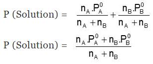 Raoult`s Law Class 12 Notes   EduRev