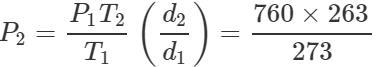 Short & Long Answer Question - States of Matter : Gases & Liquids Class 11 Notes | EduRev