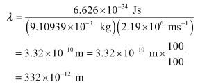 NCERT Solutions (Part - 1) - Structure of Atom, Class 11, Chemistry | EduRev Notes