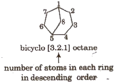 Naming Alicyclic, Spiro, Bicyclo and Aromatic Compounds Class 11 Notes | EduRev
