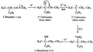 Short & Long Answer Question(Part-1) - Alcohols, Phenols and Ethers Class 12 Notes | EduRev