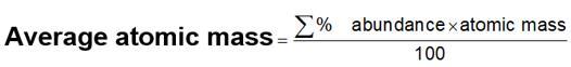 Atomic & Molecular Masses and Mole Concept Class 11 Notes | EduRev