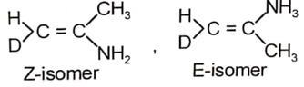 Geometrical Isomerism Notes   EduRev