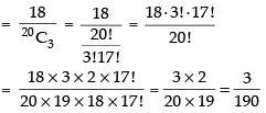 NCERT Exemplar: Probability Notes | EduRev