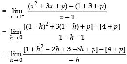NCERT Exemplar - Continuity and Differentiability(Part-2) Notes | EduRev