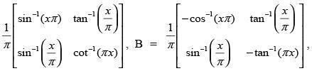 NCERT Exemplar - Matrices(Part-2) Notes | EduRev