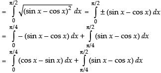 NCERT Exemplar-Integrals Notes | EduRev