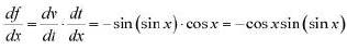 NCERT Solutions - Continuity & Differentiability, Exercise 5.2 JEE Notes | EduRev