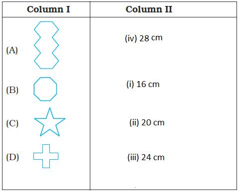 NCERT Exemplar Solutions: Mensuration Notes   EduRev