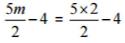 NCERT Solutions(Part - 2) - Algebraic Expressions Class 7 Notes | EduRev