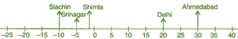 NCERT Solutions Chapter 6 - Integers, Maths, Class 6 | EduRev Notes