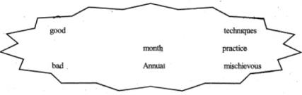 CBSE Past Year Paper Session (2019) Doc. Set - 1, English Class 8 Class 8 Notes | EduRev