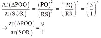 NCERT Exemplar Solutions: Triangles Notes | EduRev