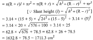 Previous Year Questions: Surface Area & Volumes- 2 Class 10 Notes | EduRev