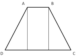 Theory - Area of Trapezium is Equal to half the Product of its Altitude & sum of its parallel Sides Class 9 Notes | EduRev