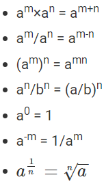 Laws of Exponents for Real Numbers Class 9 Notes   EduRev