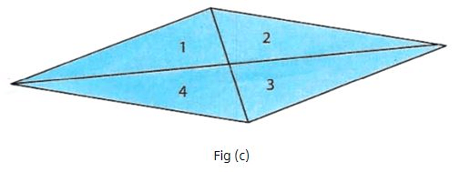 Procedure - To explore Similarities & Differences in properties of the Quadrilaterals, Class 9 Math Class 9 Notes | EduRev