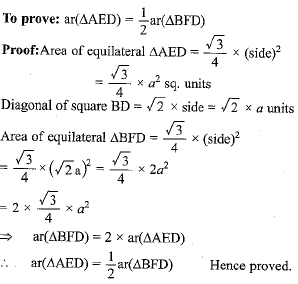 Previous Year Questions - Triangles Class 10 Notes | EduRev
