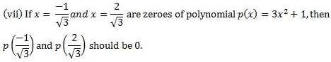 NCERT Solutions Chapter 2 - Polynomials (I), Class 9, Maths Class 9 Notes   EduRev