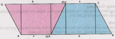 Procedure - Area of Trapezium is Equal to half the Product of its Altitude, Class 9 Math Class 9 Notes | EduRev