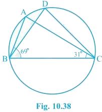 NCERT Solutions Chapter 10 - Circles (II), Class 9, Maths Class 9 Notes   EduRev