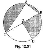 Previous Year Questions - Areas Related to Circles (part-2) Class 10 Notes   EduRev