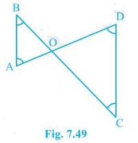 NCERT Solutions Chapter 7 - Triangles (I), Class 9, Maths Class 9 Notes   EduRev