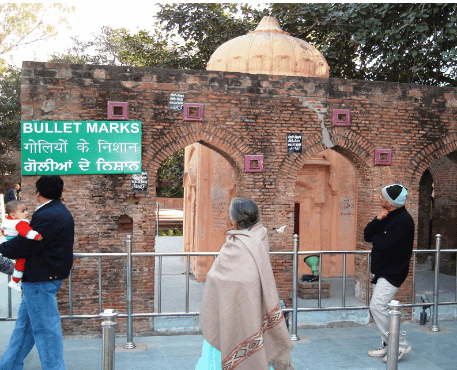 Jallianwala Bagh Massacre Class 10 Notes | EduRev