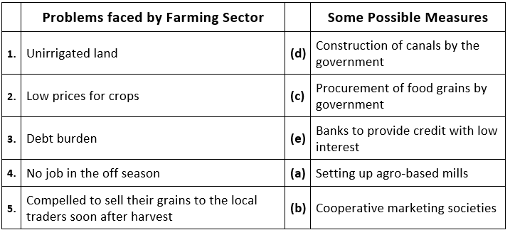 NCERT Solution- Sectors of the Indian Economy Class 10 Notes   EduRev