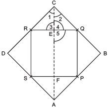 Ex 8.2 NCERT Solutions- Quadrilaterals Class 9 Notes | EduRev