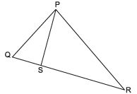 Short Answer Type Questions- Triangles Class 9 Notes | EduRev