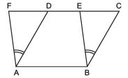 Ex 9.1 NCERT Solutions- Areas of Parallelograms and Triangles Class 9 Notes | EduRev