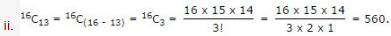 Permutation and Combination - Introduction and Examples, Quantitative Aptitude (Part - 2) Quant Notes | EduRev