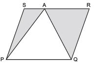 Ex 9.2 NCERT Solutions- Areas of Parallelograms and Triangles Class 9 Notes | EduRev
