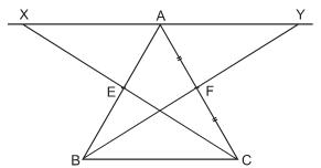 Hots Questions- Triangles Class 9 Notes   EduRev